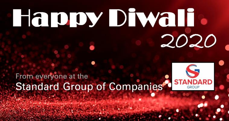 Happy diwali 2020 Standard Group