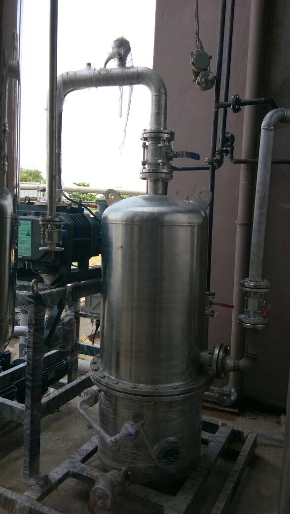 Stanpumps single rotary vac pump system